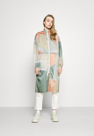 SLICE JACKET - Tunn jacka - peach multi