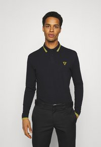 YOURTURN - UNISEX - Poloshirt - black - 0