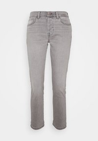 7 for all mankind - ASHER LUXE VINTAGE OFF DUTY - Slim fit jeans - grey - 4