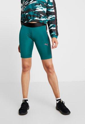 CYCLING SHORT - Leggings - green