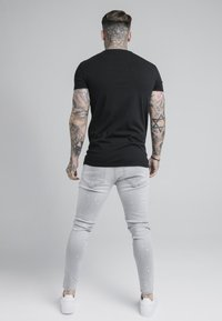 SIKSILK - ELASTICATED RIOT  - Jeans Skinny Fit - grey - 2