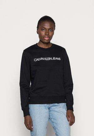 INSTITUTIONAL CORE LOGO - Sweatshirt - black