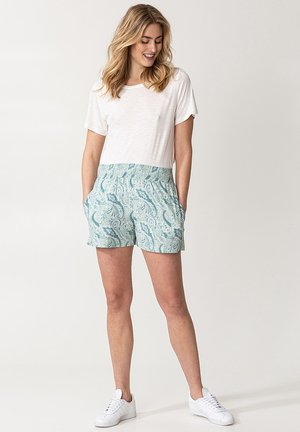 ABBIE - Shorts - green