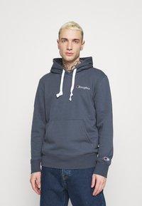 Champion Rochester - HOODED - Sweatshirt - dark blue - 0