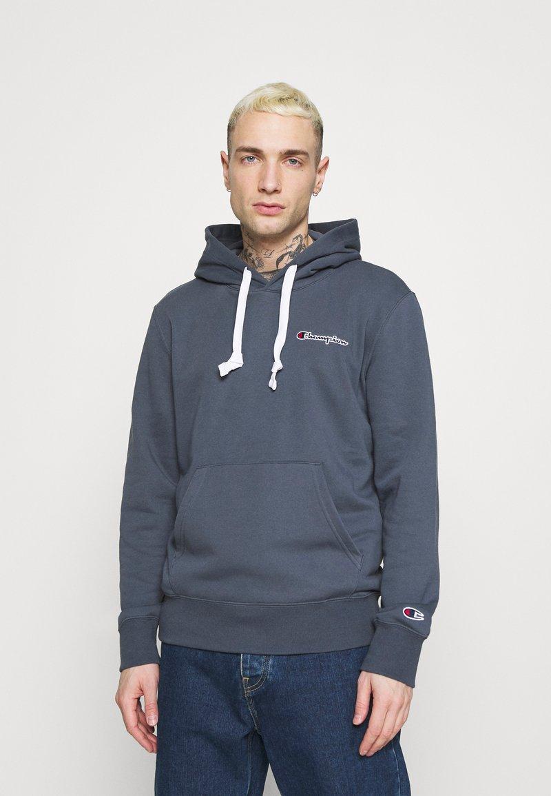 Champion Rochester - HOODED - Sweatshirt - dark blue