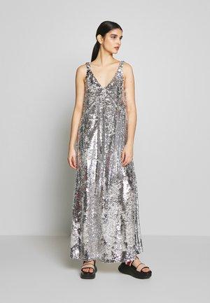 KELSEY DRESS - Robe de cocktail - silver