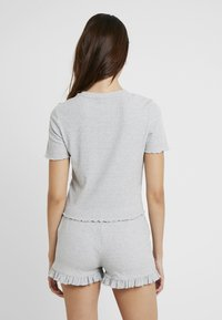 Topshop - BITTER SWEET SET - Pyjama - grey - 2