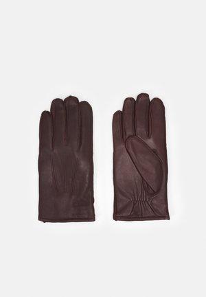 MILO GLOVE - Gloves - dark brown