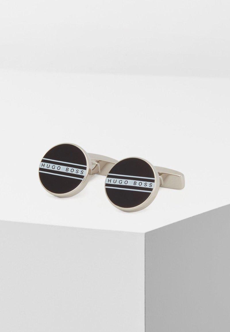 BOSS - FREDDIE - Cufflinks - black