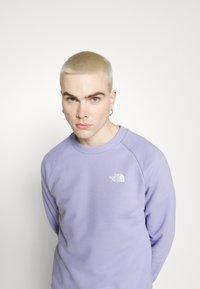 The North Face - RAGLAN REDBOX CREW NEW  - Sweatshirt - sweet lavender - 6