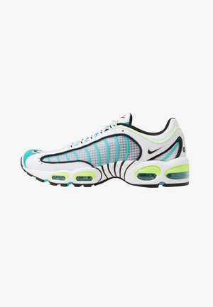 AIR MAX TAILWIND IV SE - Sneakers - white/black/ghost green/oracle aqua/washed coral