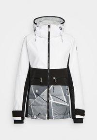 Icepeak - ELY - Ski jacket - optic white - 7