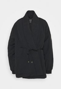 P.E Nation - TIE BREAK JACKET - Training jacket - black - 4