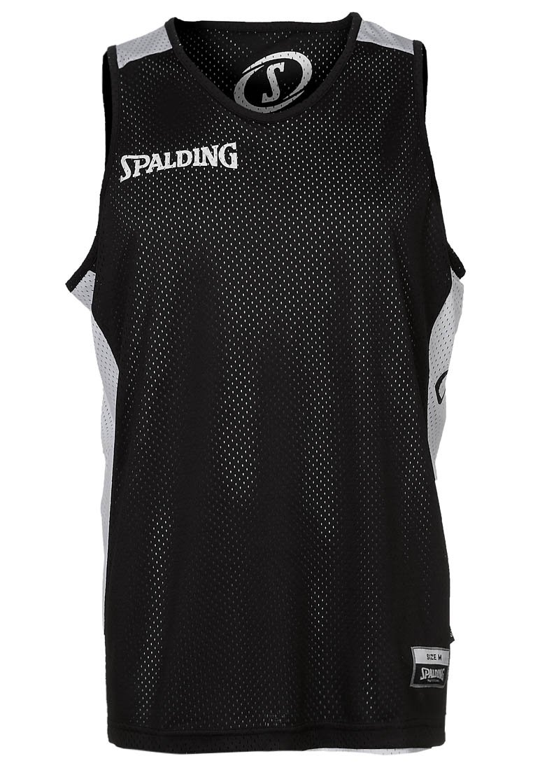 Spalding - ESSENTIAL REVERSIBLE - Top - black/white