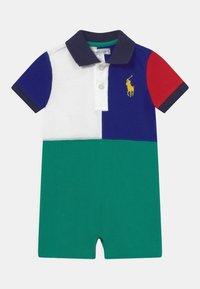 Polo Ralph Lauren - SHORTALL - Jumpsuit - active royal/multi - 0
