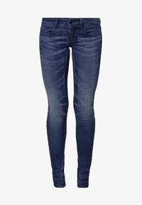 G-Star - LYNN MID SKINNY - Jeans Skinny Fit - frakto supertretch - 6