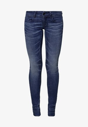 LYNN MID SKINNY - Jeansy Skinny Fit - frakto supertretch
