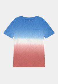 GAP - BOYS WASH EFFECT TEE - Print T-shirt - blue - 0