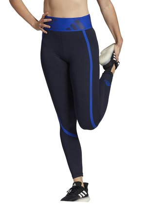 TURF ADILIFE TRAINING WORKOUT TECH-FIT AEROREADY PRIMEGREEN TECHFIT LEGGINGS COMPRESSION - Tights - legend ink