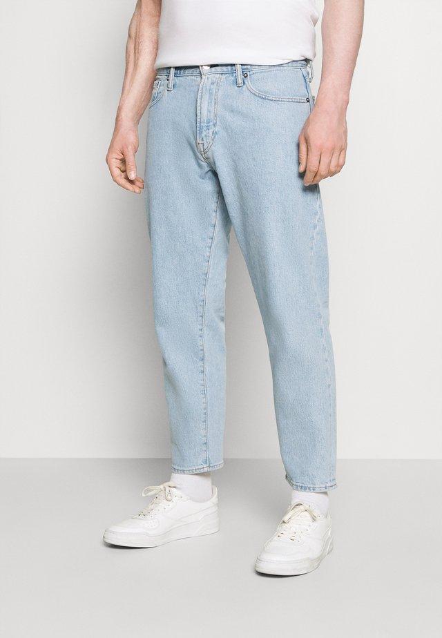CROP FIT - Jeans baggy - light wash