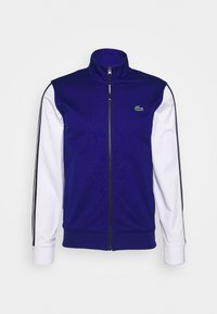 Lacoste Sport - TENNIS JACKET - Training jacket - cosmic/white - 4