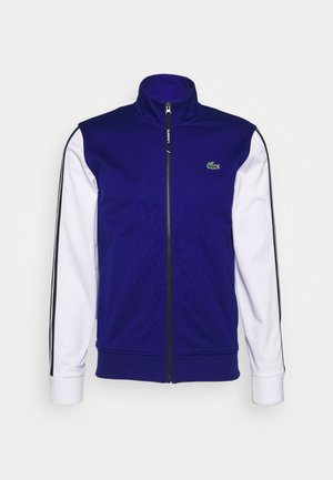 TENNIS JACKET - Giacca sportiva - cosmic/white