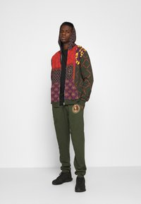 Carlo Colucci - PANT - Tracksuit bottoms - green - 1