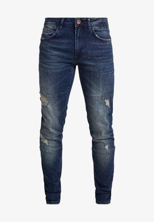 STOCKHOLM  - Jeans slim fit - malgony blue