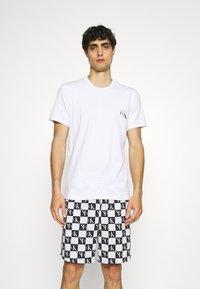 Calvin Klein Underwear - SHORT - Pyžamo - black - 0