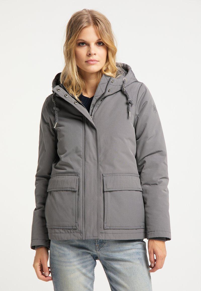 DreiMaster - Winter jacket - grau