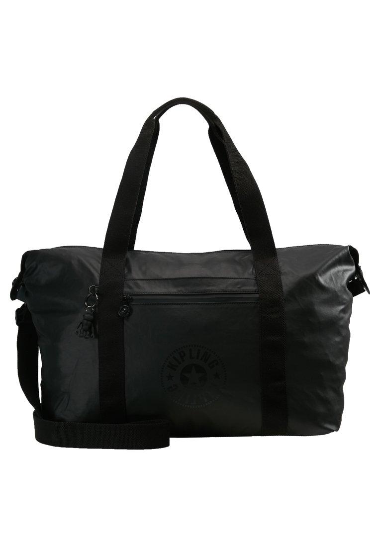 Kipling ART - Shoppingveske - raw black/svart DOqKTxgMzt6BOUh
