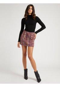 Guess - Mini skirt - bordeaux - 1