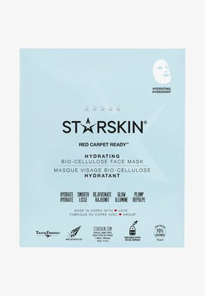 RED CARPET READY HYDRATING SHEET MASK - Face mask - -