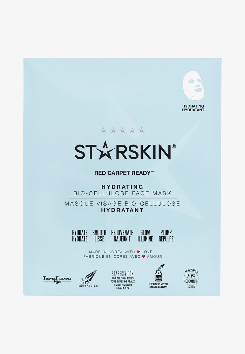STARSKIN - RED CARPET READY HYDRATING SHEET MASK - Gesichtsmaske - -