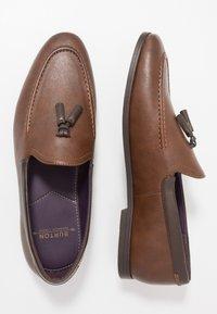 Burton Menswear London - CHARLIE  - Eleganckie buty - tan - 1