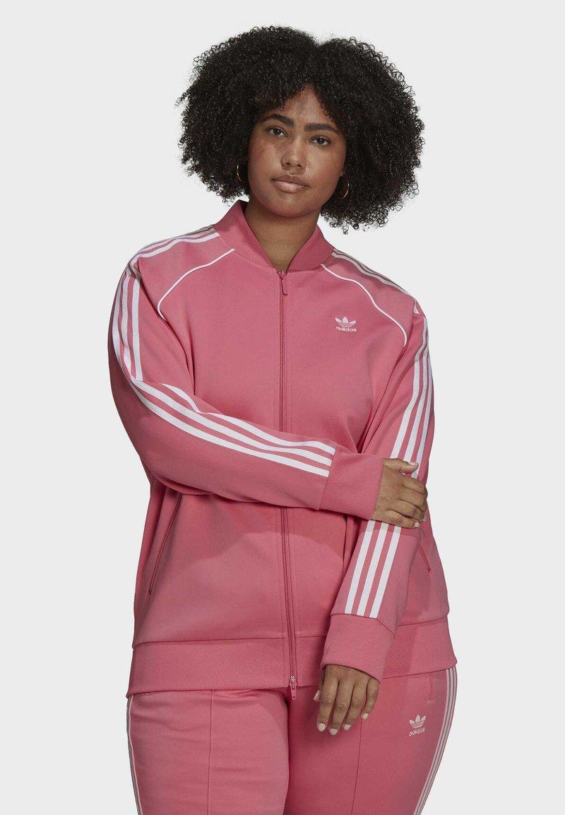 adidas Originals - Bomber Jacket - pink