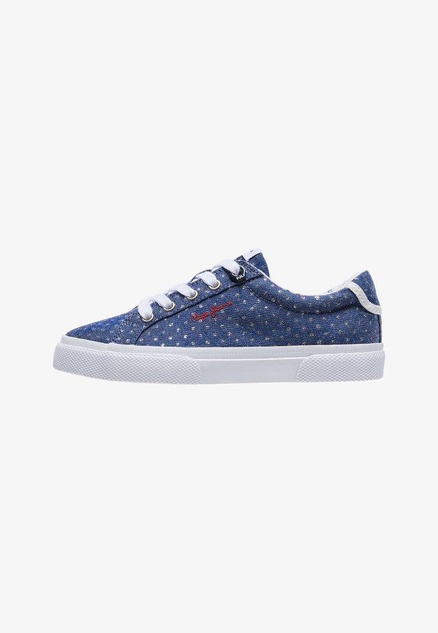 KENTON DENIM - Sneaker low - denim
