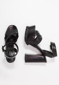 The Kooples - Sandalen met hoge hak - black - 3