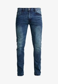 INDICODE JEANS - CULPEPER - Jeans straight leg - blue - 4