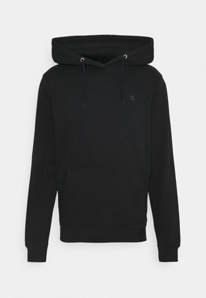 SEBASTIAN HOOD - Sweatshirt - anthracite black