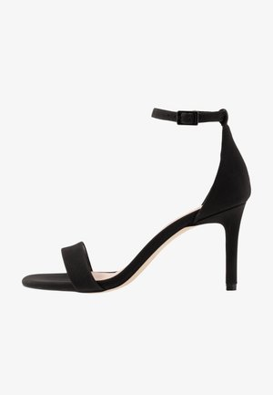 ELLA - Højhælede sandaletter / Højhælede sandaler - black