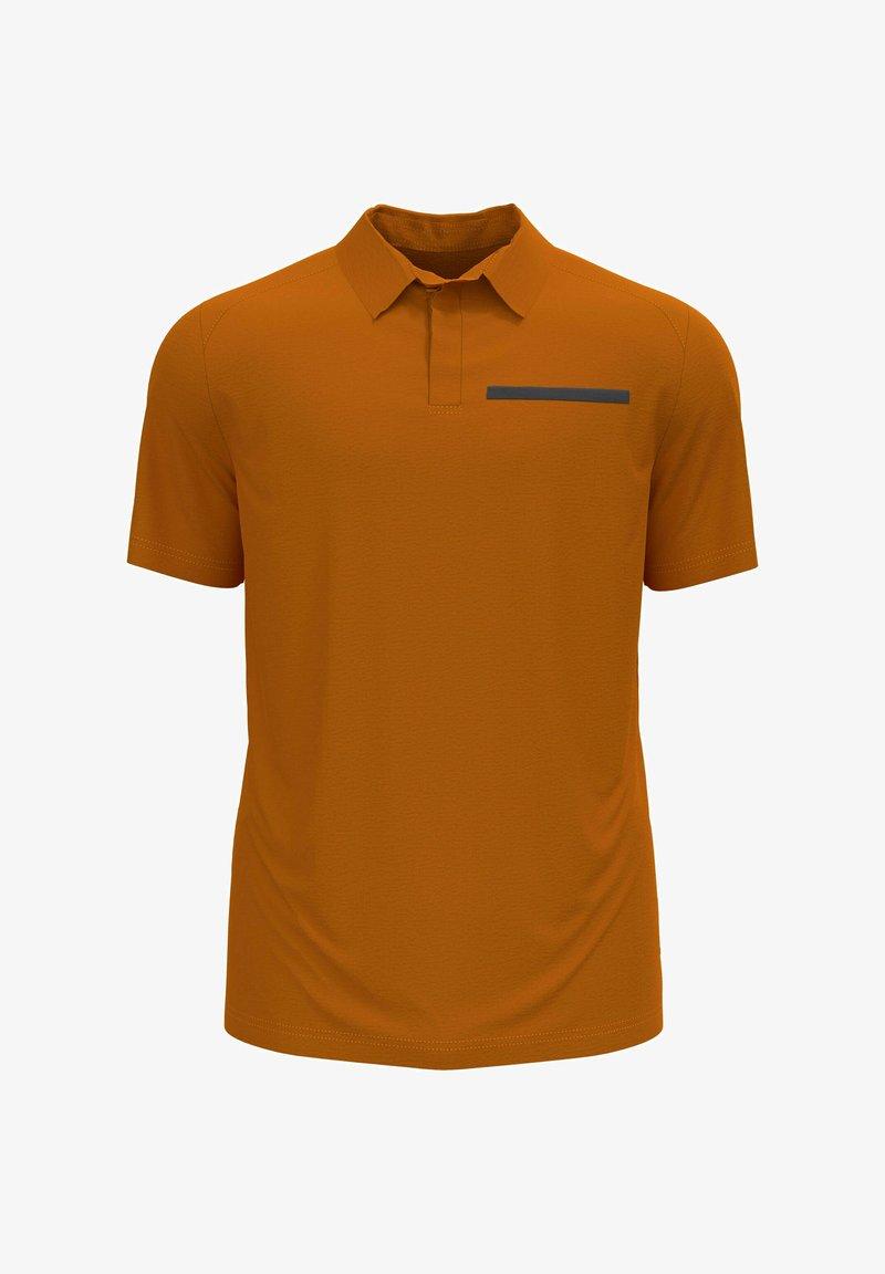 ODLO - CONCORD NATURAL - Sports shirt - orange
