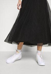 ONLY - ONLETTA SKIRT  - A-line skirt - black - 5