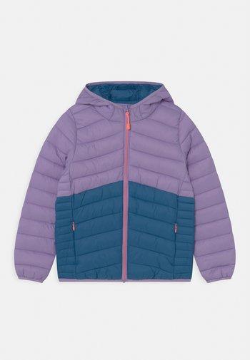 Winter jacket - lilac