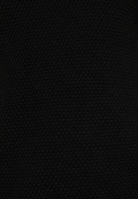 Vila - VICHASSA PUFF - Print T-shirt - black - 2