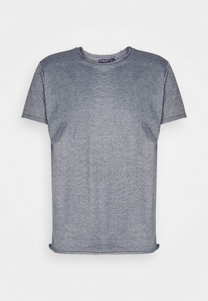 CONTO - T-shirt basic - rich navy