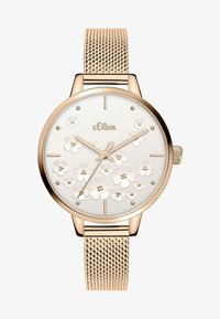 s.Oliver - Watch - rose gold-coloured - 1