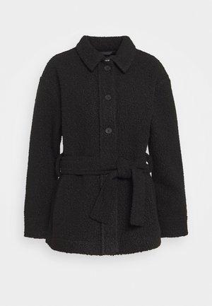 JOFI - Lehká bunda - black