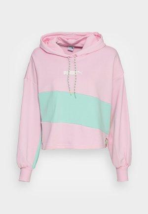 INTL HOODIE - Sweatshirt - pink lady