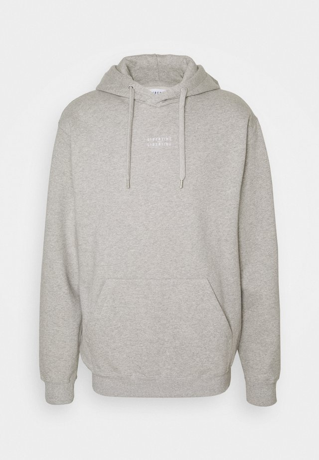 COPELAND LOGO EMBROID - Sweatshirt - grey melange